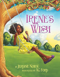 With cover art and illustrations by AG Ford, Nolen's book is colorful, bright, and imaginative (Photo courtesy of Kirkus Reviews).