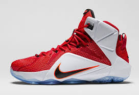 The newest Lebron sneaker is sure to stand out on anyone's feet this year (Photo courtesy of Nike).