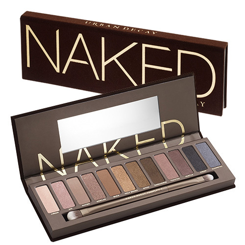 In its infinite versatility, the Naked palette is sure to be a favorite this holiday (Photo courtesy of Pinterest).